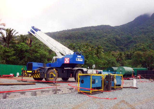 Makban Geothermal Power Plant | Joel Chavez Corporation