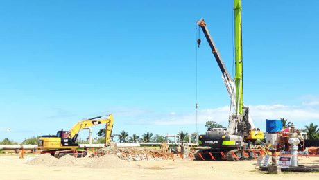 Desco PGPC Drilling Project @ Tiwi Albay